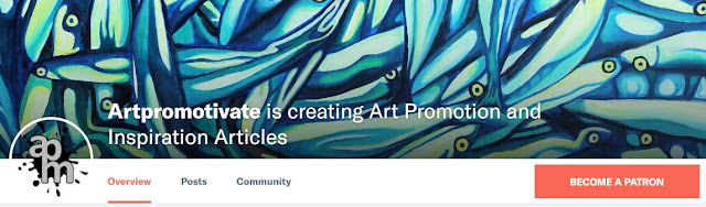 Artpromotivate on Patreon