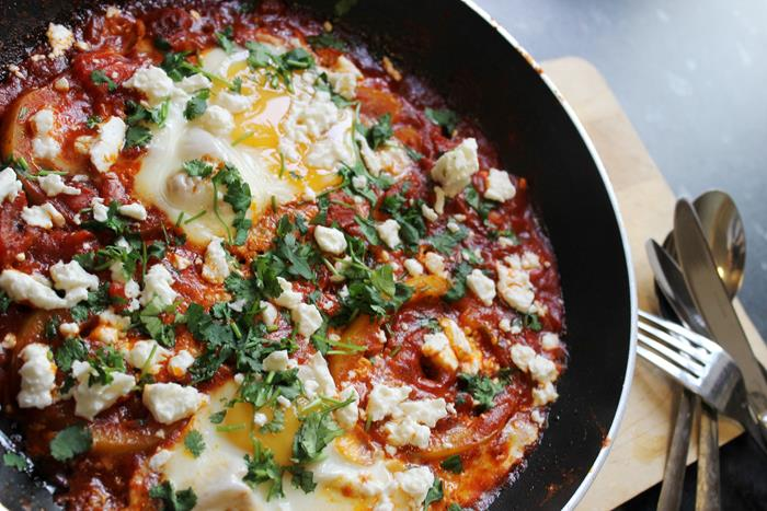 brunch; recipe; cooking; spanish eggs; huevos rancheros; cook; kitchen; brunch recipe; sunday recipe; weekend;