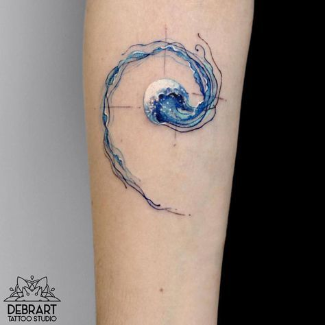 26+ tattoos of the Golden Ratio, which are deeply embedded of its meanings