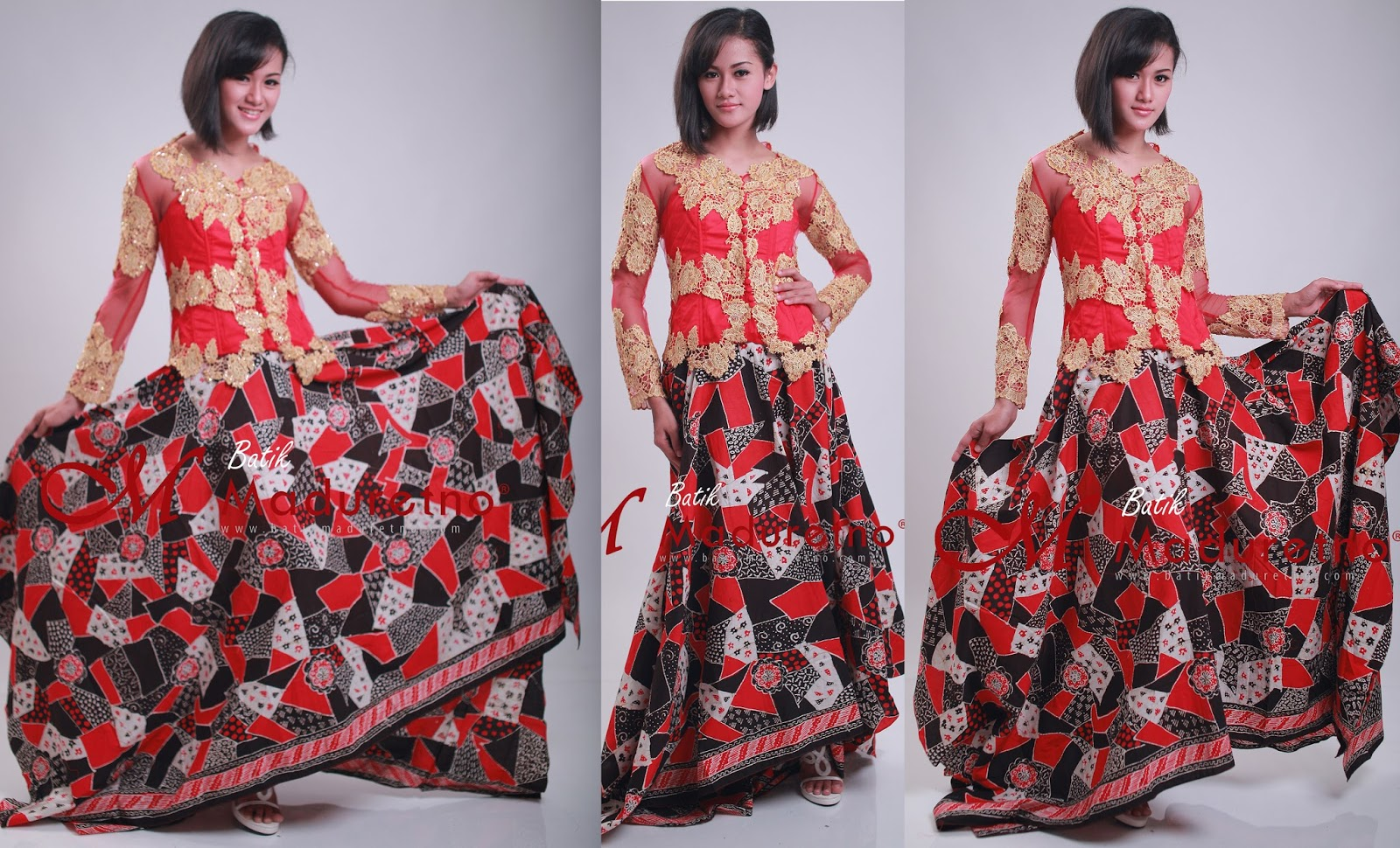 Ragam Model Baju Batik Gamis Wanita Sesuai Dengan