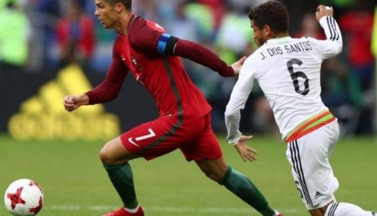 فوز منتخب تشيلي بضربات الجزاء اليوم علي حساب المنتخب البرتغالي في مباراة نصف نهائي كأس القارات 2017 روسيا