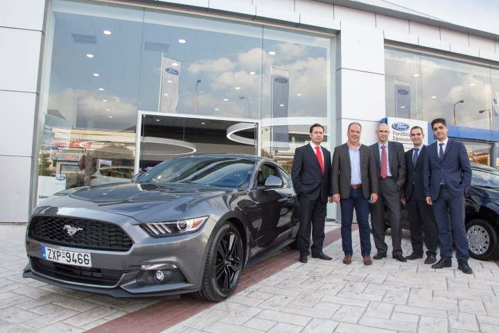 IMG 0554%2B%2528Small%2529 H πρώτη Ford Mustang στην Ελλάδα στα χέρια του τυχερού ιδιοκτήτη της COUPE, Ford, Ford Mustang