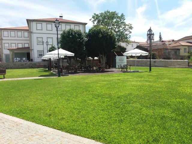 Hotel Fonte Velha em Ponte da Barca