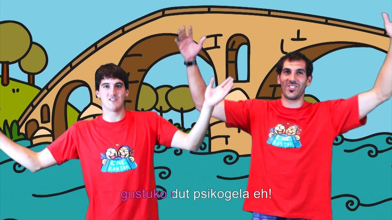 Ene Kantak, nuestra banda sonora!!! | Bilbao Txiki