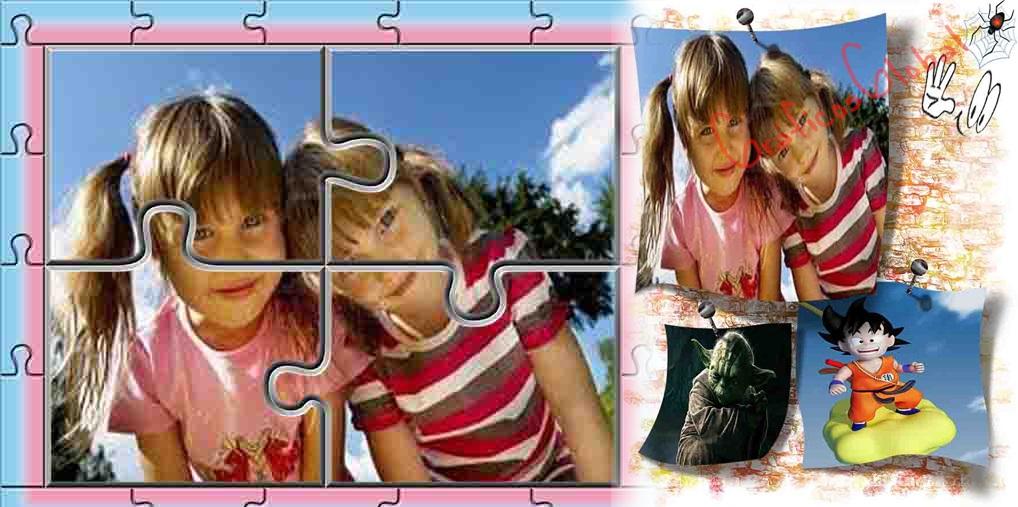 Fotomontajes Infantiles psd No20