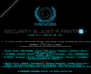 Script Deface By PureHackers