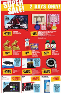 Latest Shoppers Drug Mart Flyer March 24 - 30, 2018