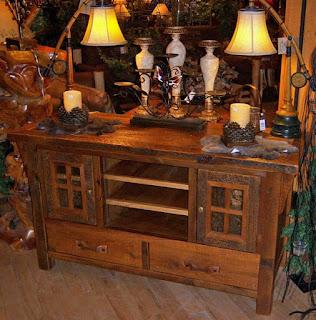 Amazing Cabinet Among Barn Wood Furniture