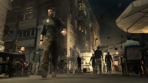 Tom Clancys Splinter Cell Conviction PC Setup