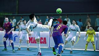 تحميل لعبة Fifa Street 4 برابط مباشر