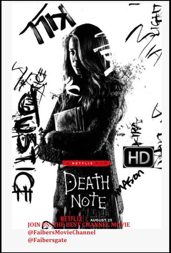 Death Note (2017 film)