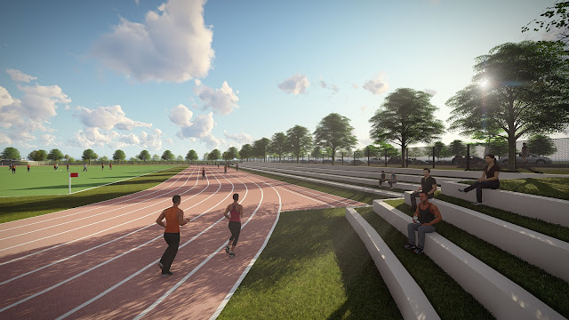 Ayala Land Pioneers Healthy and Active Living with  Vermosa Sports Hub