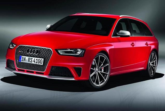 Best Cars 2013: Audi Rs4
