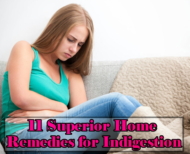The Best Ever Home Remedies for Indigestion