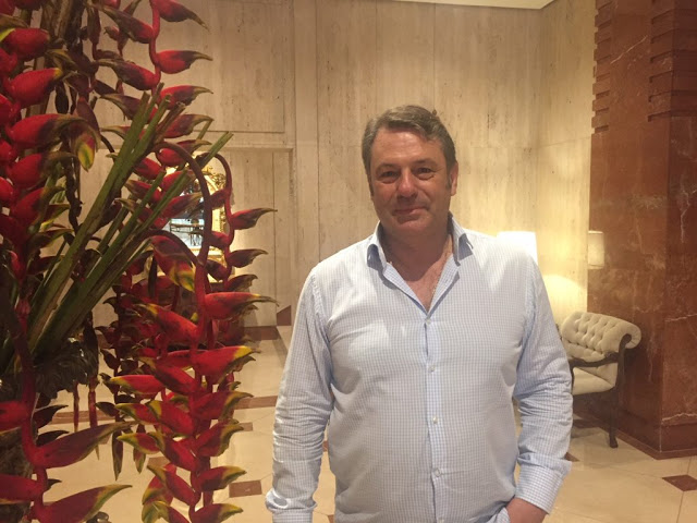 Luxury tourism blogger Eric Jrm Engelen points to Brazil as a trend