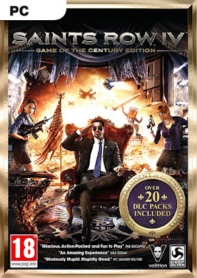 Saints Row IV Game of the Century Edition - www.redd-soft.com