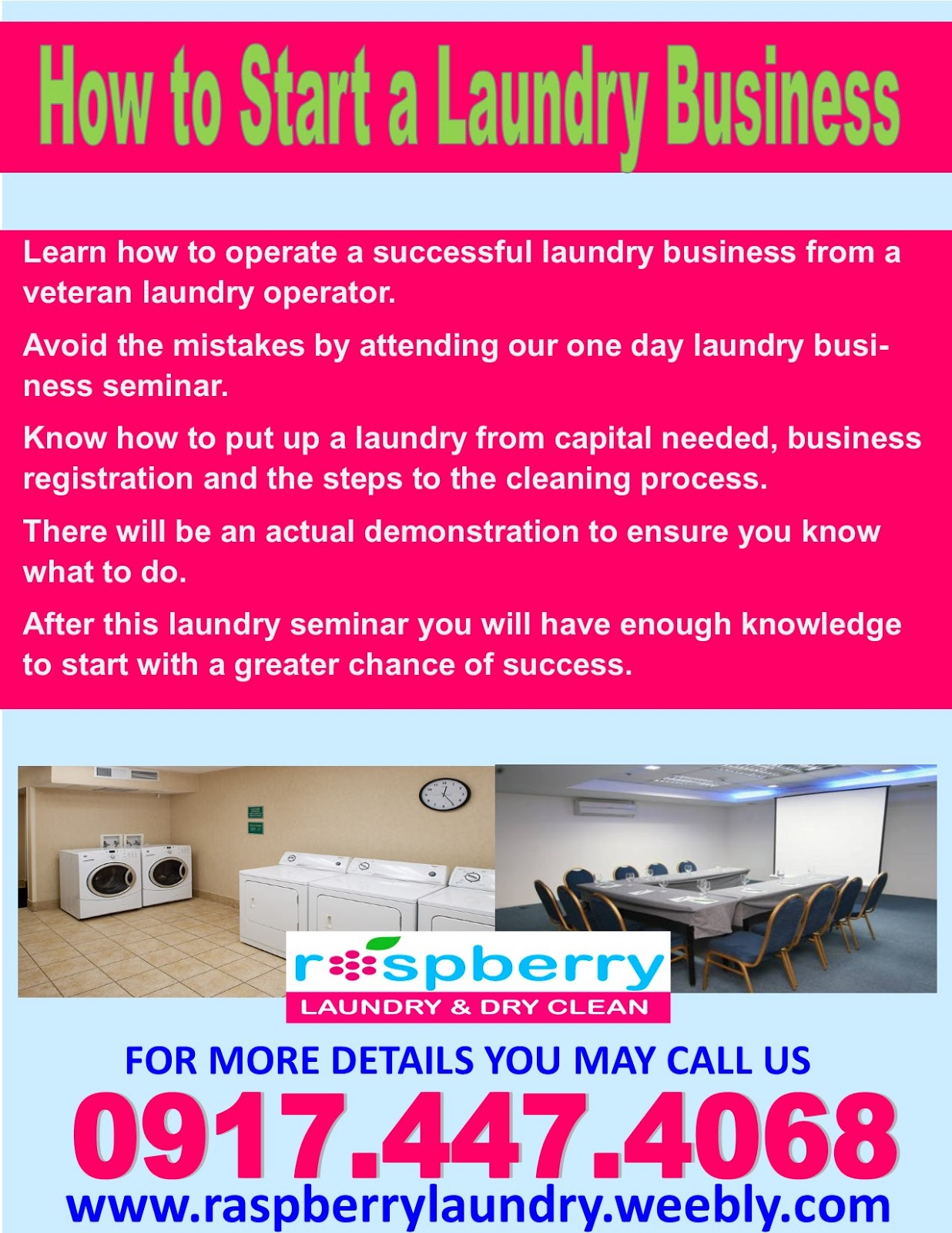 laundry business plan download