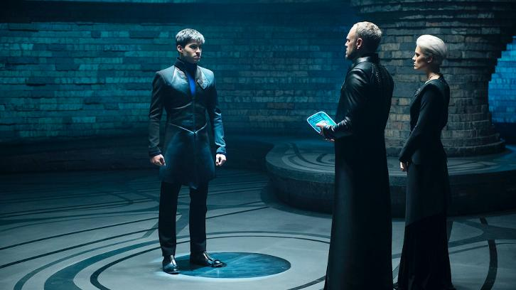 Krypton - Episode 1.02 - House of El - Promo, 2 Sneak Peeks, First Look Photo + Synopsis