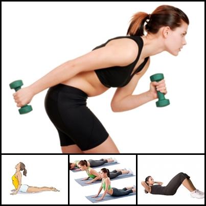 contoh melakukan fitness yang baik dan benar
