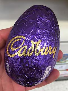 "Cadbury Dairy Milk ""The Purple Egg"""