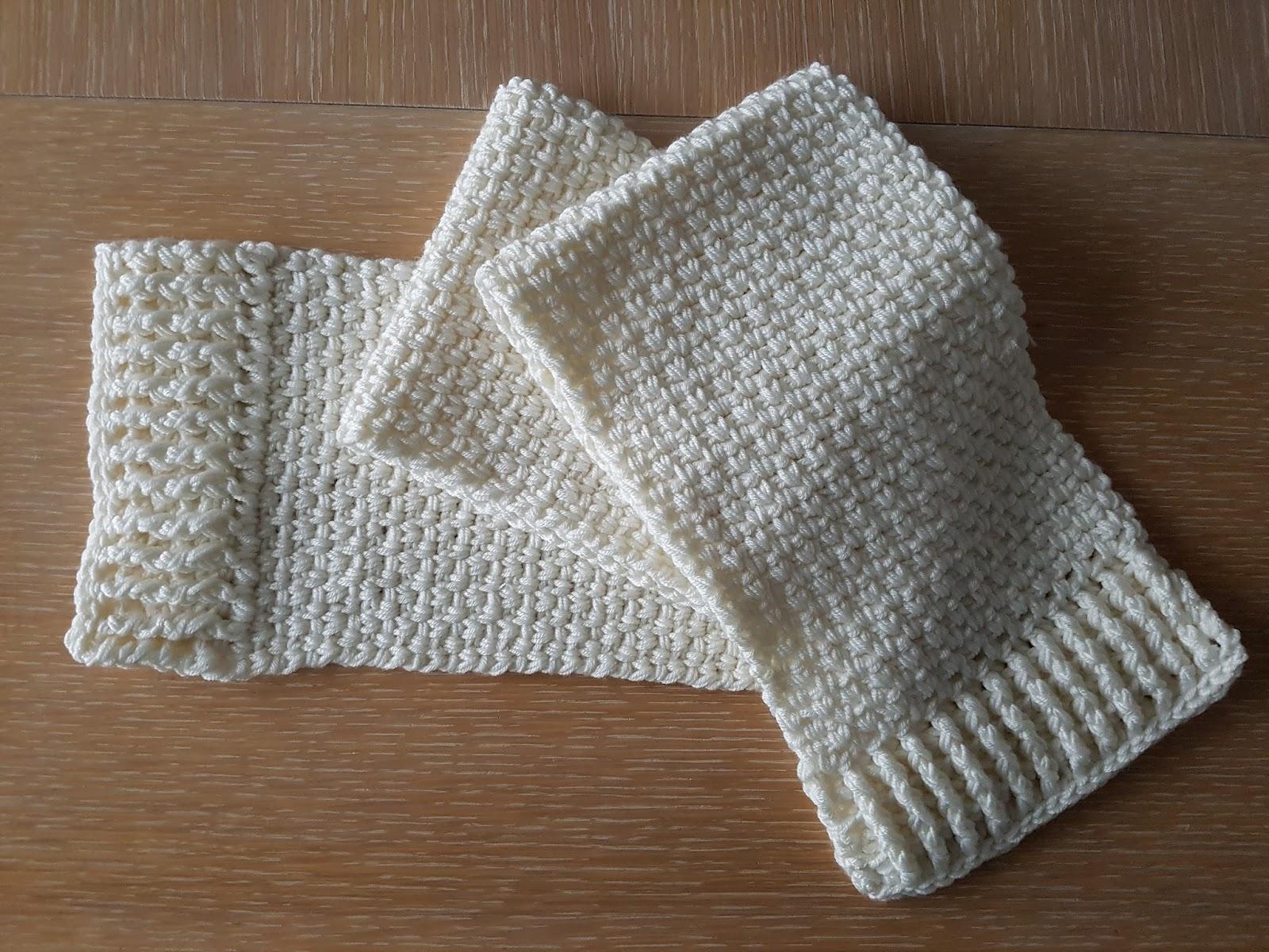 Crochets4u Filmpje Sjaal In Granietsteek