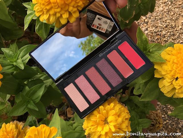 romantic make up palette deborah