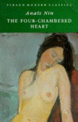Corazón cuarteado - Anais Nin [Formatos: PDF | EPUB | FB2 | MOBI]