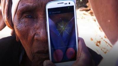 Ponsel untuk Deteksi Parkinson
