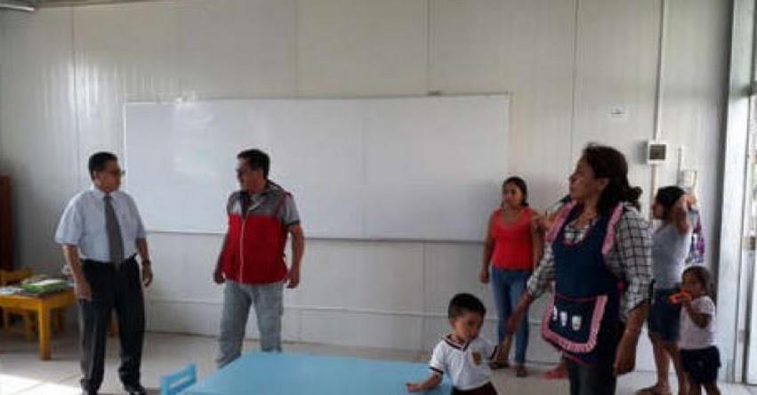 160 mil escolares de Chiclayo en riesgo por colegios en mal estado, informó GRE Lambayeque