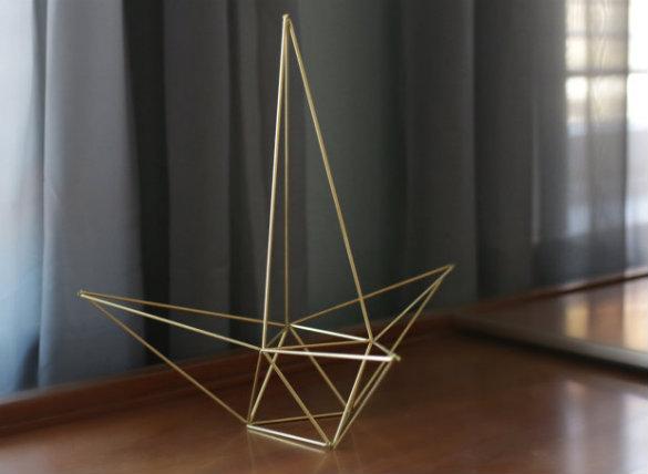 how to make a christmas tree star