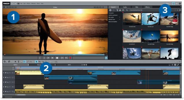 Magix movie edit pro 15 plus download crack || wipedisagreed. Gq.