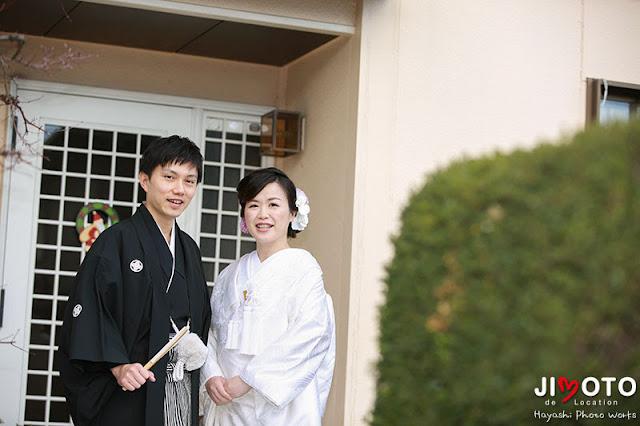 もうひとつの結婚式|地元での前撮りロケーション撮影
