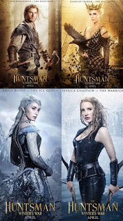 Sinopsis The Huntsman: Winter's War