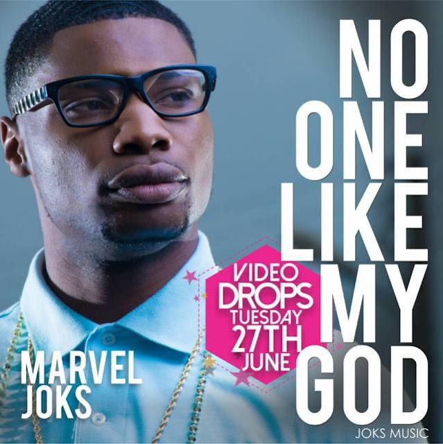 Video: No One Like My God -  Marvel Joks