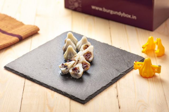 Do The Modak yourself with Burgundybox.in