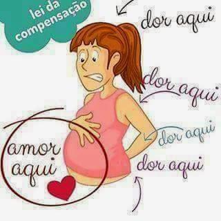 Resultado de imagem para dores na gravidez