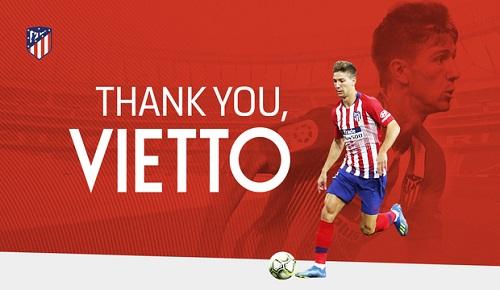 Vietto còn một tương lai rất dài ở Atletico