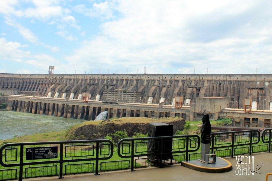 Visita Panorâmica - Usina Hidrelétrica de Itaipu