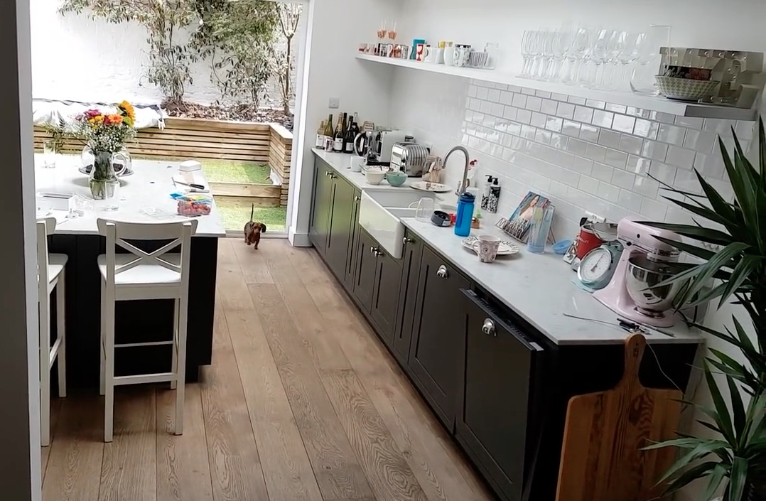 tanya burr and jim chapman house tour home kitchen
