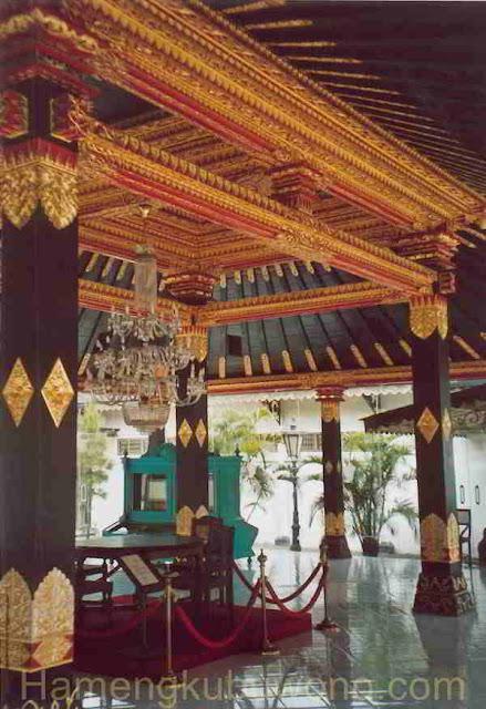 Gedhong Kaca, Museum Hamengku Buwono IX Keraton Ngayogyakarta Hadiningrat