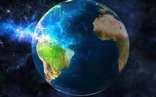 Έτσι δημιουργήθηκε η Γη....