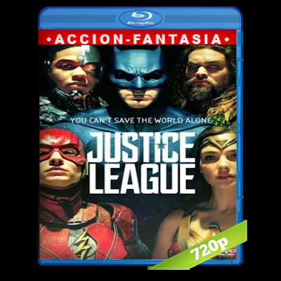 Liga De La Justicia (2017) BRRip 720p Audio Trial Latino-Castellano-Ingles 5.1