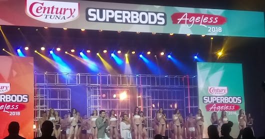 Century Tuna Superbods Ageless 2018 Finals Night and the winners finally revealed