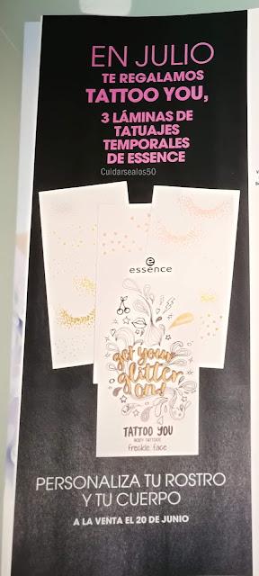 Revista Marie Claire Cuidarsealos50