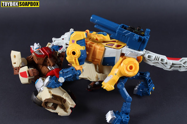 titans return wolfwire and chromedome