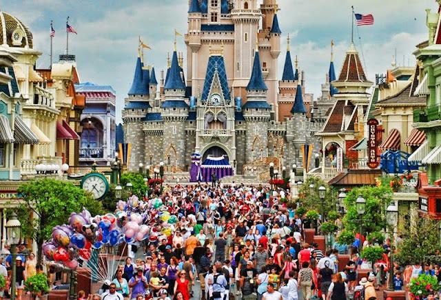 Disney em Orlando - Quanto gasta?