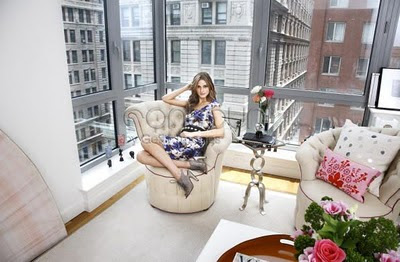 Got? Public Relations: Olivia Palermo's Chic NYC Apartment