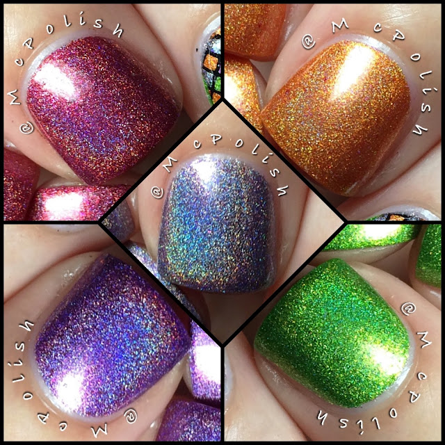 Pahlish - Happy Holo-Ween II - McPolish