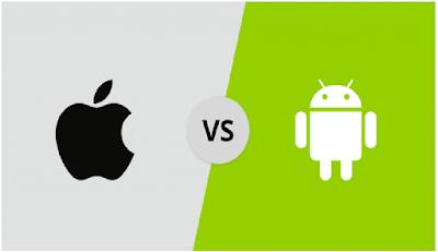 تطوير تطبيقات الجوال : الاختلافات بين Android و iOS