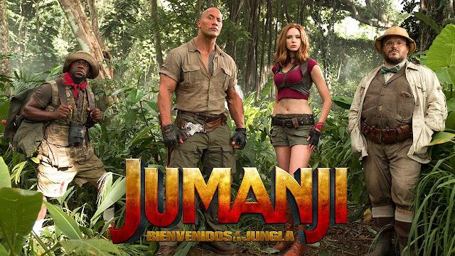Cine: Jumanji: En la selva
